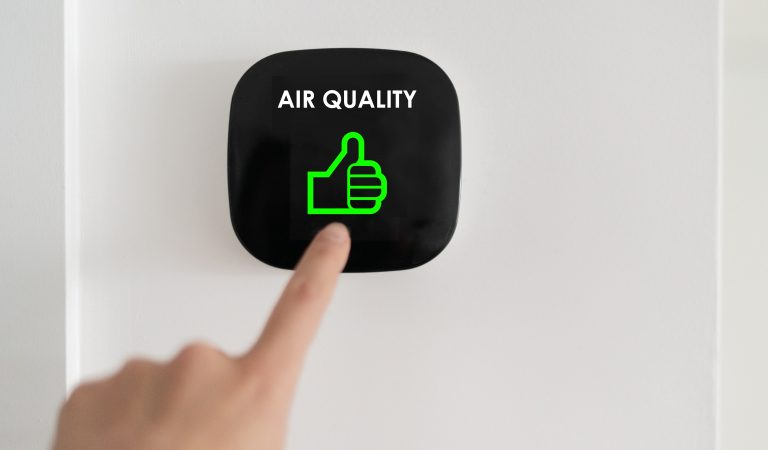 How do These New Sensors Improve Indoor Air Quality?
